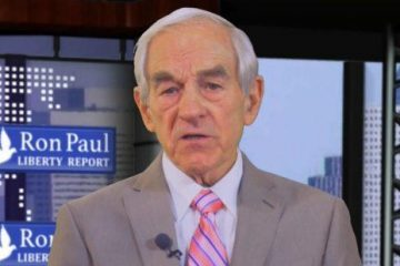 """Dr. Ron Paul On COVID-19 Panic: The Real Danger """"Is The Government's Overreaction"""""""