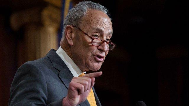 "Schumer's ""Dangerous & Direct"" Threat To The Supreme Court Sparks Bipartisan Backlash"