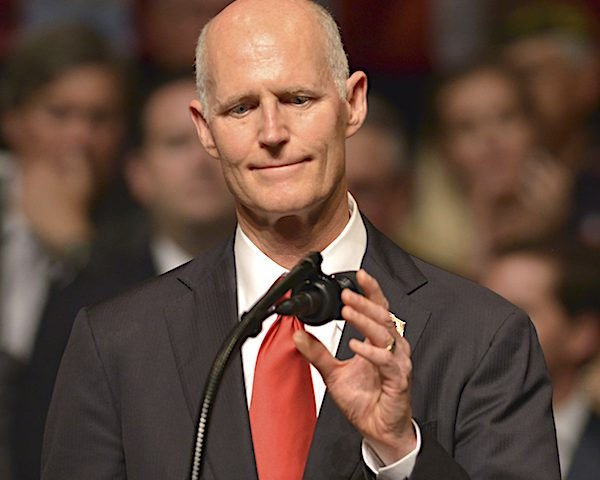 Rick Scott: Cut WHO Funding for 'Helping Communist China Cover Up' Outbreak