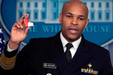"""Do It For Your Big Momma"" - US Surgeon General Slammed For Telling Black Americans To Stop Drinking, Doing Drugs"