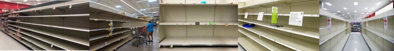 Will It Take Food Shortages To End Support For The Lockdown?