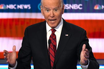 Major Networks Haven't Asked Biden About Sex Allegations