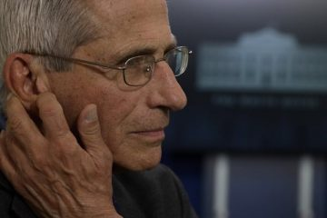 Fauci: Lockdowns Could Last Until Next Winter