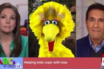 Conservative Activist Slams Alarmist CNN for 'Sesame Street' Town Hall: 'It's Actually Inducing More Fear'