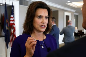 Democrat Governor Whitmer Adds U.S. Flags To List Of Banned Products During Lockdown