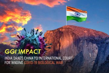 India Drags China To International Court For COVID-19 War