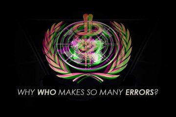 WHO & Its Never-Ending List Of Errors