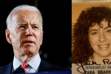 """This Happened"": Biden Accuser's Sexual Assault Claim Corroborated By Two More Witnesses"