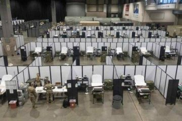 Army's Seattle Field Hospital Closed After 3 Days, Without Seeing A Single Patient