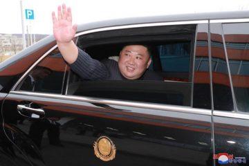 "Fresh Reports Say Kim 'Evacuated' From Pyongyang As Trump Slams ""Fake News"" Of His Sudden Decline"