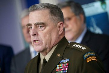 Top Pentagon Generals Warn Enemies Not To Attack As 150 Bases Impacted By COVID-19
