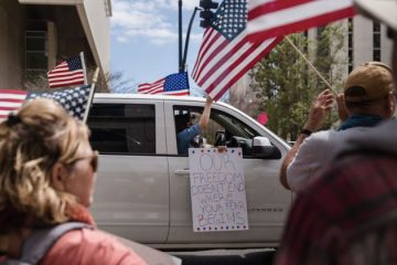Sunday Live: Anti-Lockdown Protests Erupt Across America As Power-Hungry Democrats Clamp Down Harder