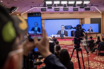"""China Has No Intention Of Changing"" - Foreign Minister Warns US Meddling In Hong Kong, Taiwan Risks ""A New Cold War"""