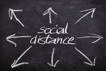 "They Want To Make ""Social Distancing"" A Permanent Part Of Our Lives"