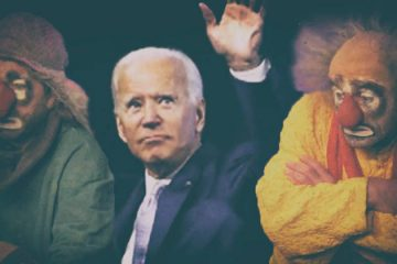 Biden's Sexual Assault Clown Show