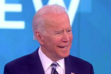 Joe Biden Was Almost Arrested for Following Female University Students into Their Dorms