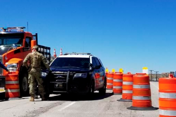 New Mexico Governor Quarantines Entire City, Closes All Roads That Lead Into Town