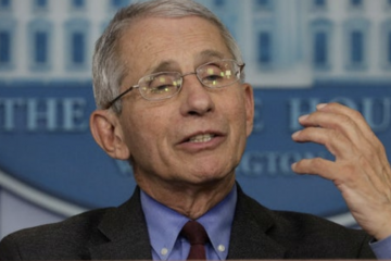 White House Blocks Dems Attempt To Drag Dr, Fauci To Testify Before Congress