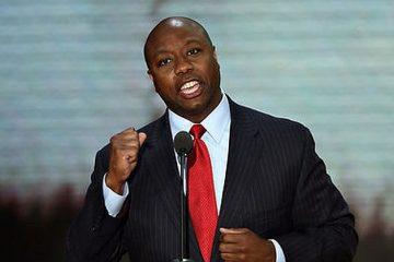 Sen Tim Scott: Biden Claim About Blacks 'Most Arrogant, Outrageous Comment' Heard in a Long Time